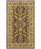 RugStudio presents Safavieh Heritage Hg451a Brown / Ivory Hand-Tufted, Better Quality Area Rug