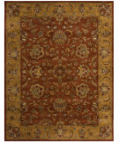 RugStudio presents Safavieh Heritage HG820A Red / Natural Hand-Tufted, Good Quality Area Rug