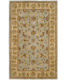 RugStudio presents Safavieh Heritage Hg913a Light Blue / Beige Hand-Tufted, Better Quality Area Rug