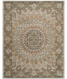 RugStudio presents Safavieh Heritage Hg914b Blue / Grey Hand-Tufted, Better Quality Area Rug