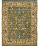 RugStudio presents Rugstudio Sample Sale 61277R Blue / Beige Hand-Tufted, Better Quality Area Rug