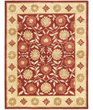 RugStudio presents Safavieh Heritage Hg970a Red / Beige Hand-Tufted, Better Quality Area Rug