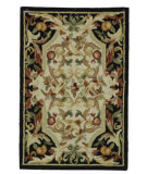 RugStudio presents Safavieh Chelsea HK110A Black Hand-Hooked Area Rug