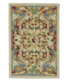 RugStudio presents Safavieh Chelsea HK110B Blue Hand-Hooked Area Rug