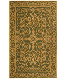RugStudio presents Safavieh Chelsea HK11B Light Green Hand-Hooked Area Rug