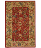 RugStudio presents Safavieh Chelsea HK140C Red / Ivory Hand-Hooked Area Rug