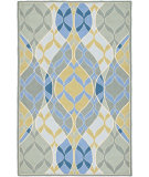 RugStudio presents Rugstudio Sample Sale 61191R Multi Hand-Hooked Area Rug