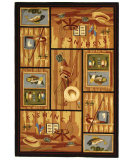 RugStudio presents Safavieh Chelsea HK206A Natural Hand-Hooked Area Rug