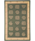RugStudio presents Safavieh Chelsea HK211D Green Hand-Hooked Area Rug