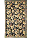 RugStudio presents Safavieh Chelsea HK247A Black Hand-Hooked Area Rug