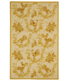 RugStudio presents Safavieh Chelsea HK262A Gold Hand-Hooked Area Rug