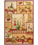 RugStudio presents Safavieh Chelsea HK297A Assorted Hand-Hooked Area Rug