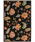 RugStudio presents Safavieh Chelsea HK306B Black Hand-Hooked Area Rug