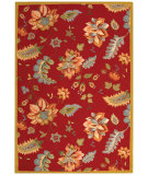 RugStudio presents Safavieh Chelsea HK306C Red Hand-Hooked Area Rug
