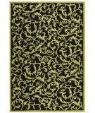 RugStudio presents Rugstudio Sample Sale 49964R Black Hand-Hooked Area Rug
