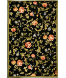 RugStudio presents Safavieh Chelsea HK310B Black Hand-Hooked Area Rug