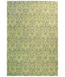 RugStudio presents Safavieh Chelsea HK368A Beige Yellow / Grey Hand-Hooked Area Rug