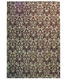 RugStudio presents Safavieh Chelsea HK368B Brown / Grey Hand-Hooked Area Rug