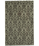 RugStudio presents Safavieh Chelsea HK368C Sage / Chocolate Hand-Hooked Area Rug