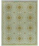 RugStudio presents Safavieh Chelsea Hk378a Teal / Green Hand-Hooked Area Rug