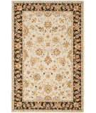 RugStudio presents Safavieh Chelsea HK505A Light Blue / Black Hand-Hooked Area Rug
