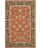 RugStudio presents Safavieh Chelsea HK505C Rose / Black Hand-Hooked Area Rug