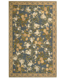 RugStudio presents Safavieh Chelsea HK52A Light Blue Hand-Hooked Area Rug