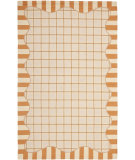 RugStudio presents Safavieh Chelsea HK67A Gold Hand-Hooked Area Rug