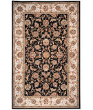 RugStudio presents Safavieh Chelsea HK78A Black Hand-Hooked Area Rug