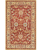 RugStudio presents Safavieh Chelsea Hk805a Red / Ivory Hand-Hooked Area Rug