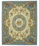 RugStudio presents Safavieh Chelsea HK80B Blue Hand-Hooked Area Rug
