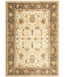 RugStudio presents Safavieh Heirloom HLM1666-1125 Creme / Brown Machine Woven, Good Quality Area Rug