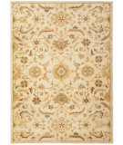 RugStudio presents Safavieh Heirloom HLM1671-1120 Creme / Gold Machine Woven, Good Quality Area Rug