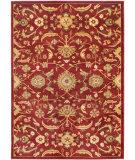 RugStudio presents Safavieh Heirloom HLM1671-4020 Red / Gold Machine Woven, Good Quality Area Rug