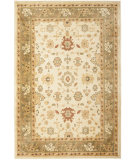 RugStudio presents Safavieh Heirloom HLM1738-1111 Creme / Creme Machine Woven, Good Quality Area Rug