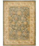 RugStudio presents Safavieh Heirloom HLM1738-6511 Blue / Creme Machine Woven, Good Quality Area Rug