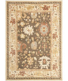 RugStudio presents Safavieh Heirloom HLM1739-2511 Brown / Creme Machine Woven, Good Quality Area Rug