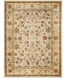 RugStudio presents Safavieh Heirloom HLM1740-1111 Creme / Creme Machine Woven, Good Quality Area Rug