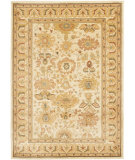 RugStudio presents Safavieh Heirloom HLM1741-1111 Creme / Creme Machine Woven, Good Quality Area Rug
