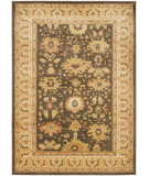 RugStudio presents Safavieh Heirloom HLM1741-2511 Brown / Creme Machine Woven, Good Quality Area Rug