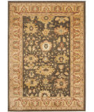 RugStudio presents Safavieh Heirloom HLM1741-2537 Brown / Rust Machine Woven, Good Quality Area Rug