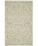 RugStudio presents Safavieh Impressions Im341c Sage Hand-Tufted, Good Quality Area Rug