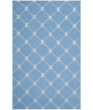 RugStudio presents Safavieh Isaac Mizrahi Imr355a Blue Hand-Tufted, Better Quality Area Rug