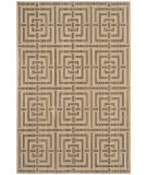 RugStudio presents Safavieh Infinity Inf586m Yellow / Taupe Machine Woven, Better Quality Area Rug
