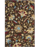 RugStudio presents Safavieh Jardin Jar457b Brown / Multi Hand-Tufted, Better Quality Area Rug