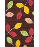 RugStudio presents Safavieh Jardin Jar525a Brown / Multi Hand-Tufted, Better Quality Area Rug