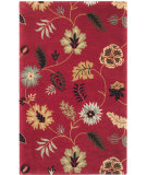 RugStudio presents Safavieh Jardin Jar651a Red / Multi Hand-Tufted, Better Quality Area Rug