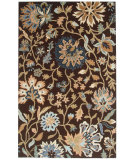 RugStudio presents Safavieh Jardin Jar724a Brown / Multi Hand-Tufted, Better Quality Area Rug