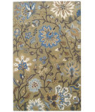 RugStudio presents Safavieh Jardin Jar724b Green / Multi Hand-Tufted, Better Quality Area Rug