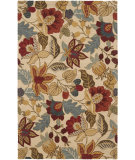 RugStudio presents Safavieh Jardin Jar952b Beige / Multi Hand-Tufted, Better Quality Area Rug